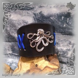 Bracelet corseté Octopus