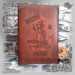Grimoire de la sorcière (A5)