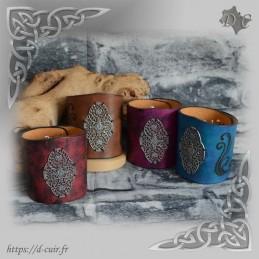 Bracelet cuir Elyn (large)