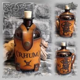 Bouteille à Rhum