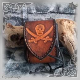 """Bourse de ceinture """"Pirate"""""""