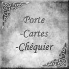 Porte-cartes / chéquier